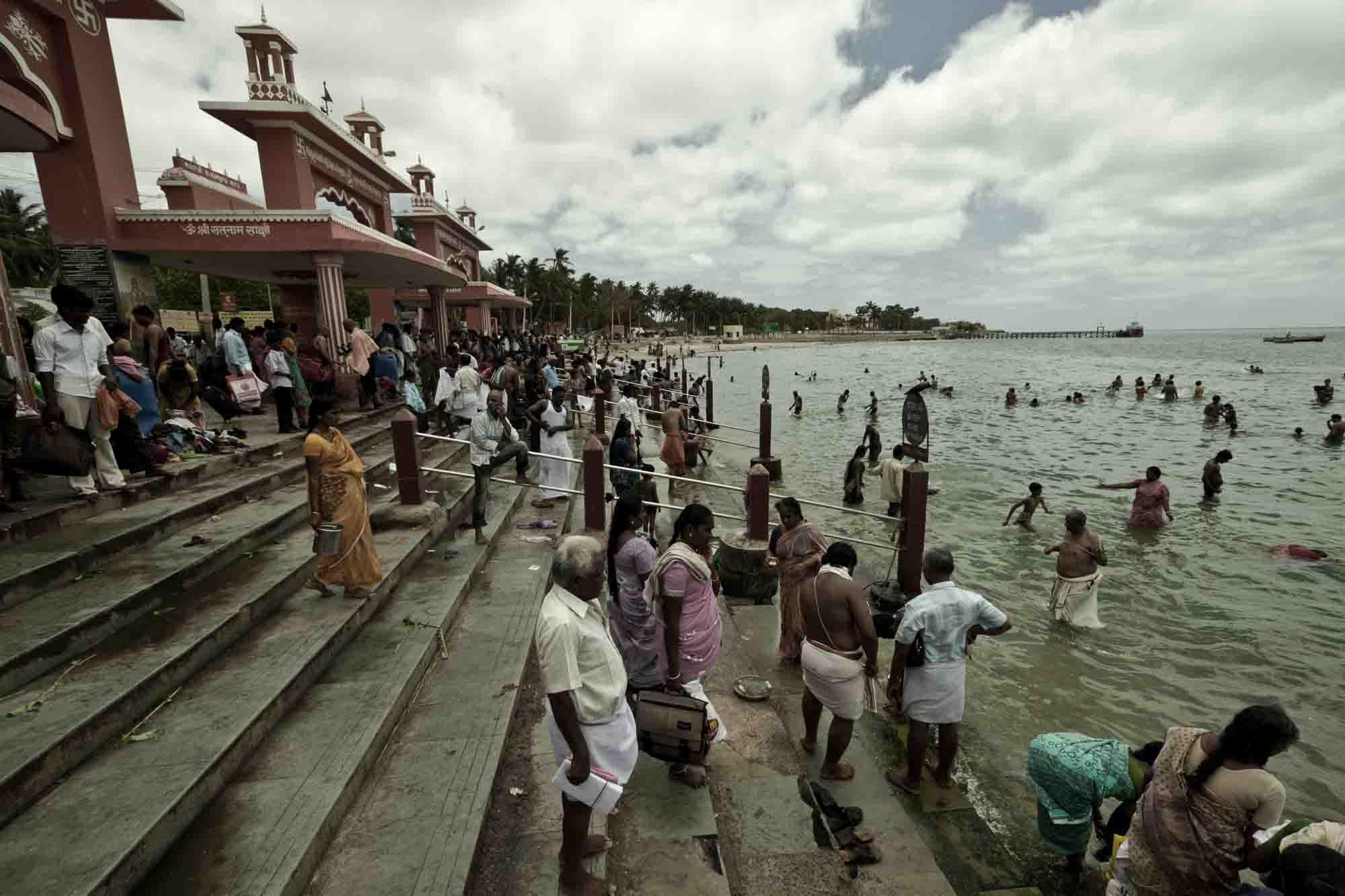 India Tamil Nadu Rameswaram