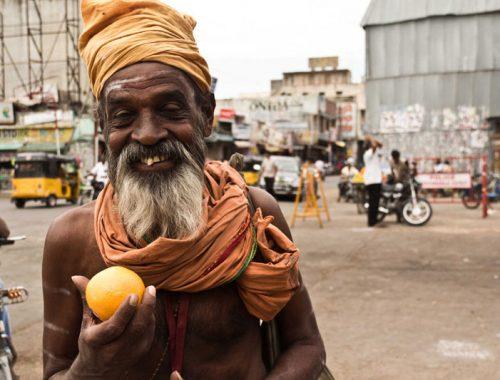 India Tamil Nadu Portraits