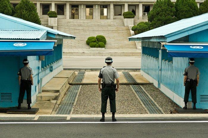 Jsa viaggio al confine con la corea del nord all for Interno delle piantagioni del sud