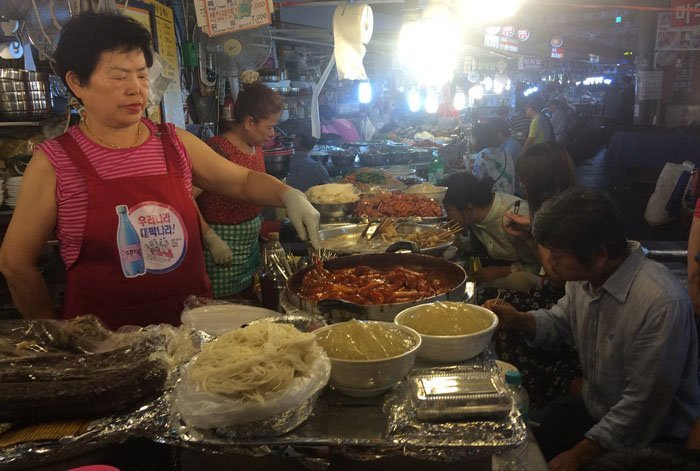 South Korean Street Food