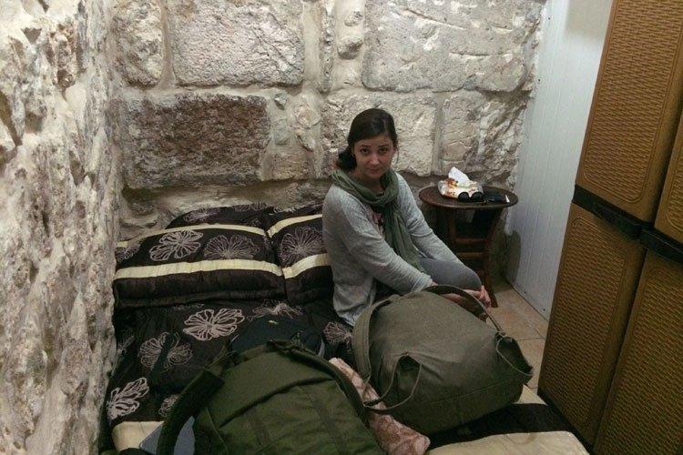 Dormire Gerusalemme Chain Gate Hostel