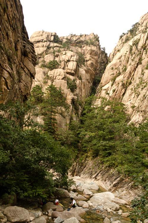 Viaggio Corea del Sud Seoraksan National Park