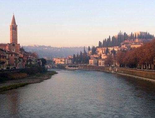 Mercatini Natale Verona Italia
