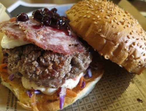 Hamburger New York Verona