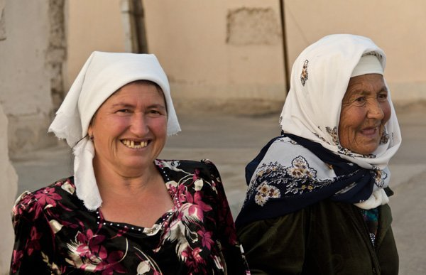 Ritratti Uzbekistan Asia Centrale