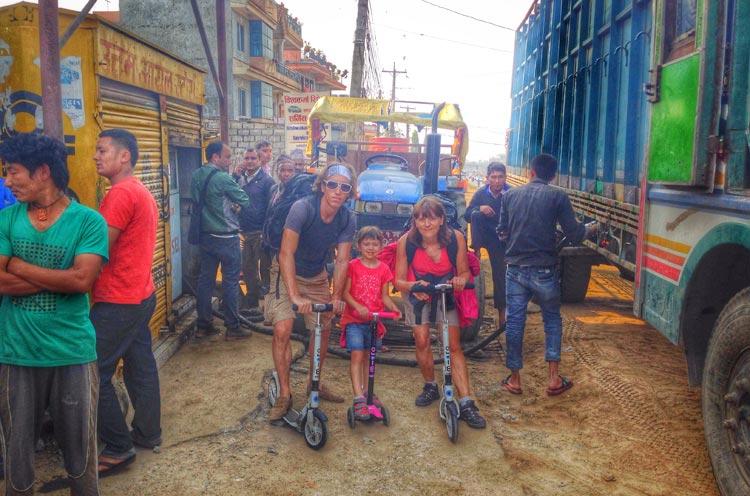 Kid Trotter Famiglia Viaggio Worldschooling