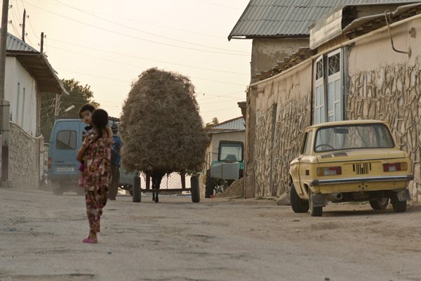 Uzbekistan - Nurata