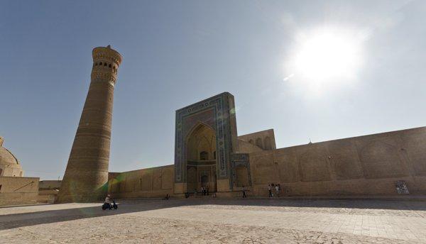 Uzbekistan Itinerario Cosa Vedere