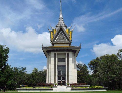Phnom Penh Choeung Ek Memorial