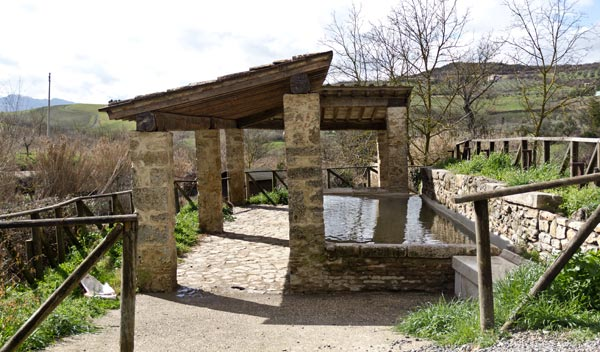 Terme gratuite in Toscana: San Casciano dei Bagni, in Val di Chiana