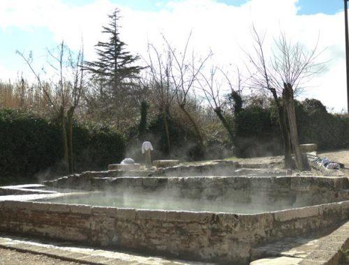 Free Hotsprings San Casciano Bagni