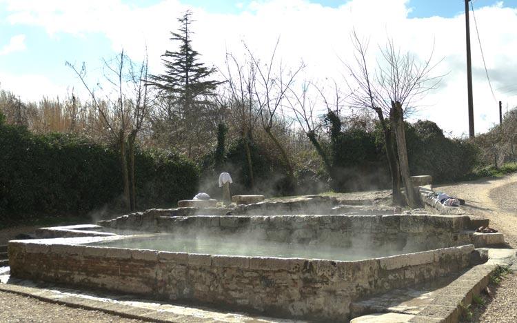 Terme Gratuite In Toscana San Casciano Dei Bagni In Val