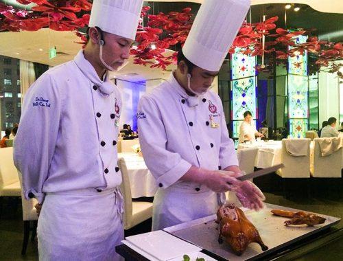 Cucina Cinese Anatra Laccata Pechinese