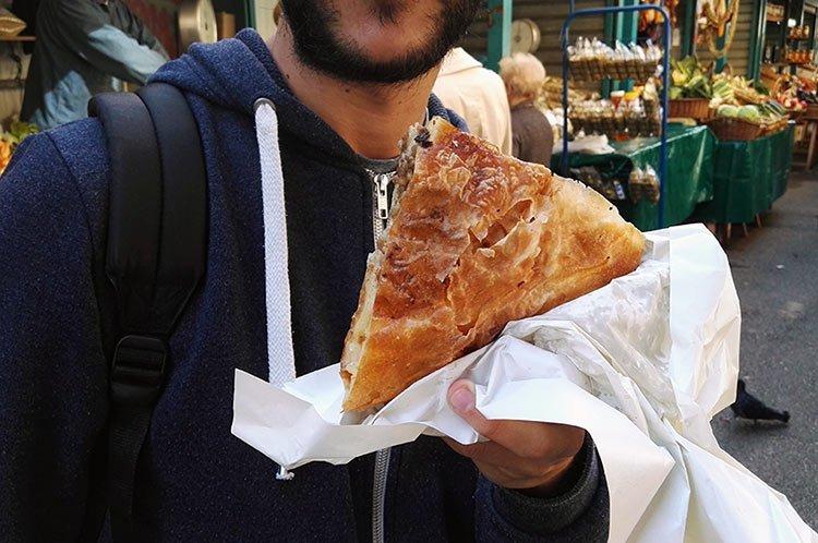 Ricetta Burek Torta Salata Turchia Balcani