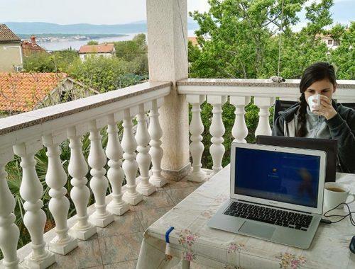 Croazia Dormire Malinska Krk Appartamento