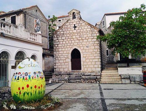 Omisalj Isola Krk Croazia