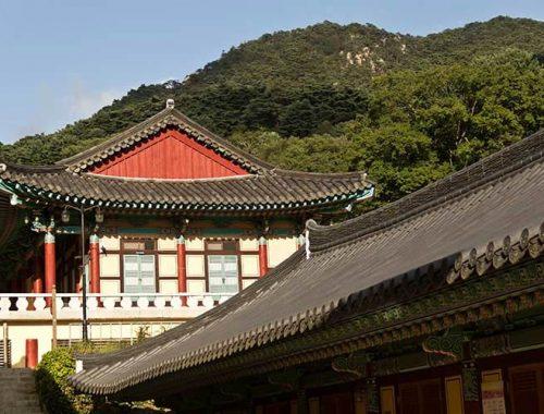 Notte Tempio Templestay Haeinsa Temple