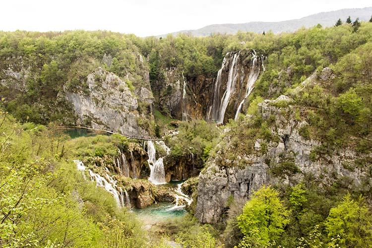 Cascate Laghi di Plitvice Vacanza in Croazia