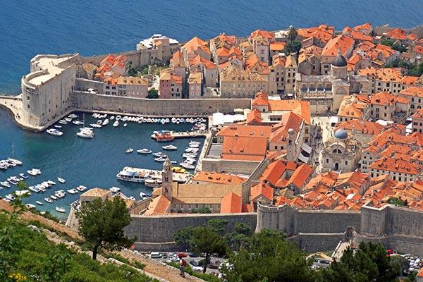Vacanza in Croazia Dubrovnik