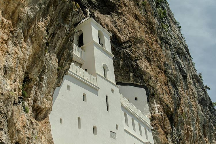 Monastero di Ostrog Pellegrinaggio Montenegro