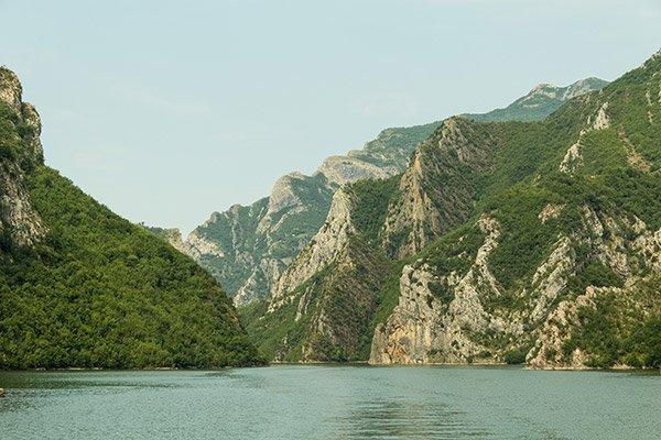 Percorso Trekking Valbona Theth Albania