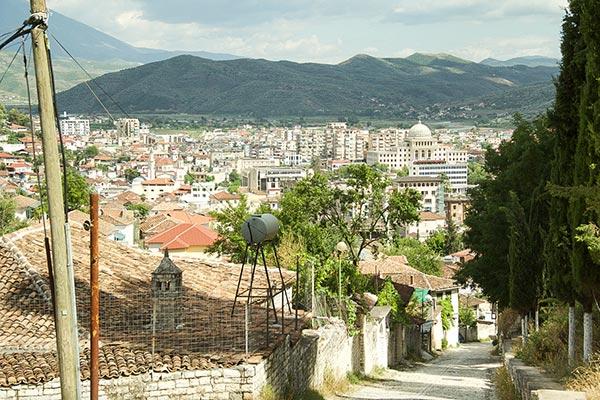 Cosa vedere Berat Albania