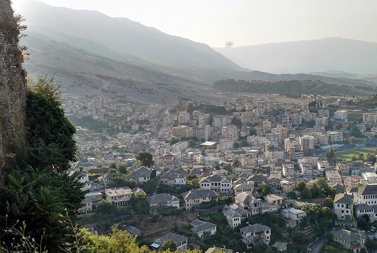 Cosa Vedere Argirocastro Gjirokaster Albania