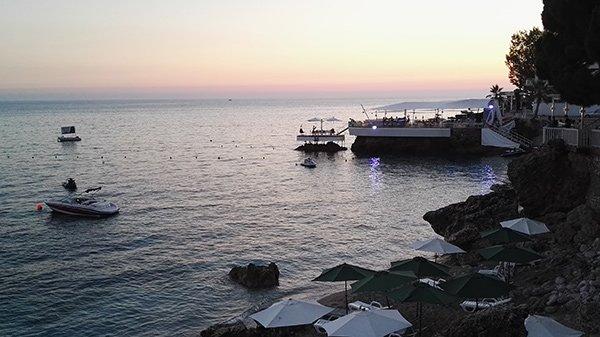 Dhermi Drymades Migliori Spiagge Mare Albania