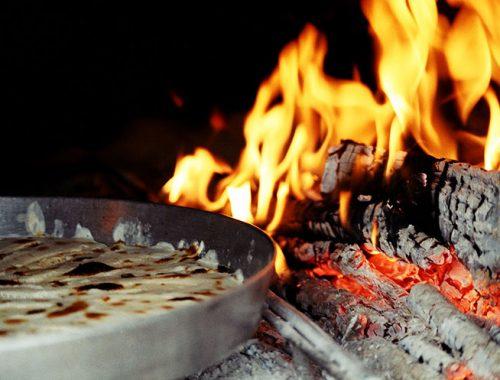 Flija Torta Tradizionale Cucina Balcanica Kaymak
