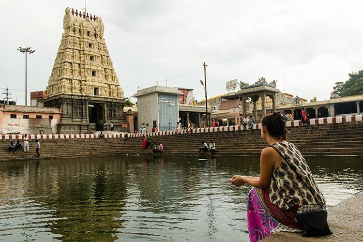 Cosa Vedere Kanchipuram India Città Sacra