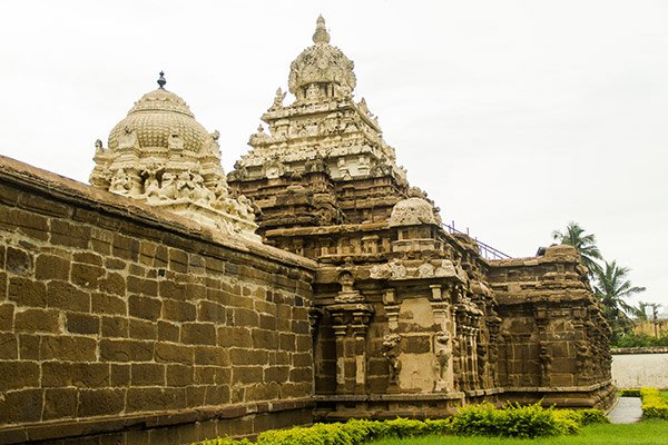 Cosa Vedere Kanchipuram Città Sacra India