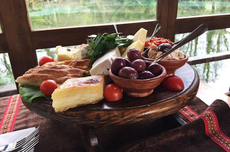 Dove Mangiare Bere Skopje Cucina Balcanica