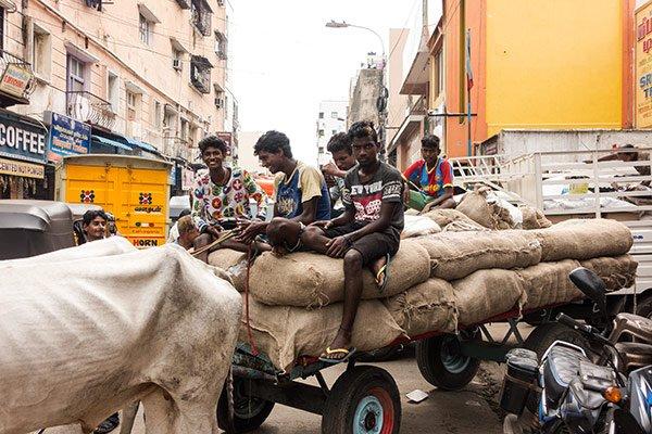 Cosa Fare Chennai India Capitale Tamil Nadu