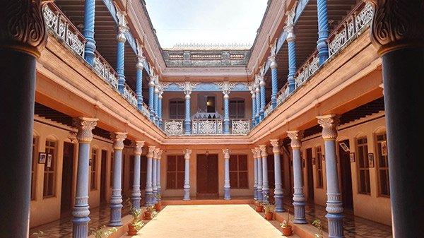 Cosa Vedere Chettinad Tamil Nadu India Palazzi
