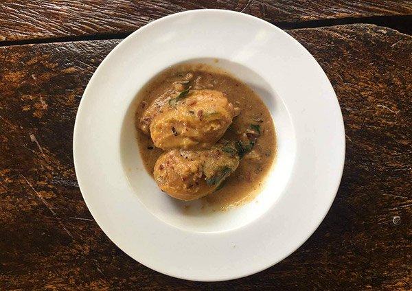 Cucina Sri Lanka Rice Curry Kottu Rotti Lamprais
