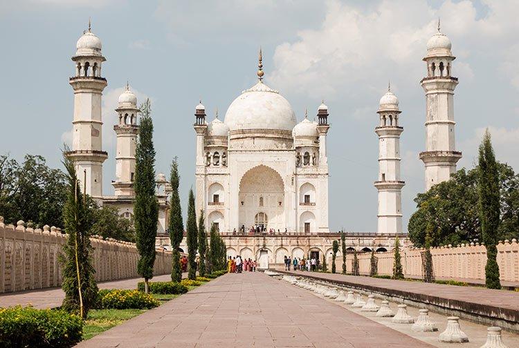 Bibi Ka Mawbara Aurangabad Replica Taj Mahal India