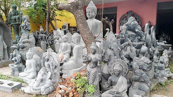 Cosa Vedere Mamallapuram Tamil Nadu India