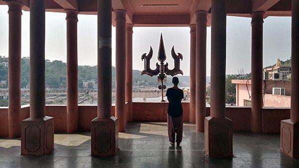 Cosa Vedere Omkareshwar Citta Sacra Madhya Pradesh India