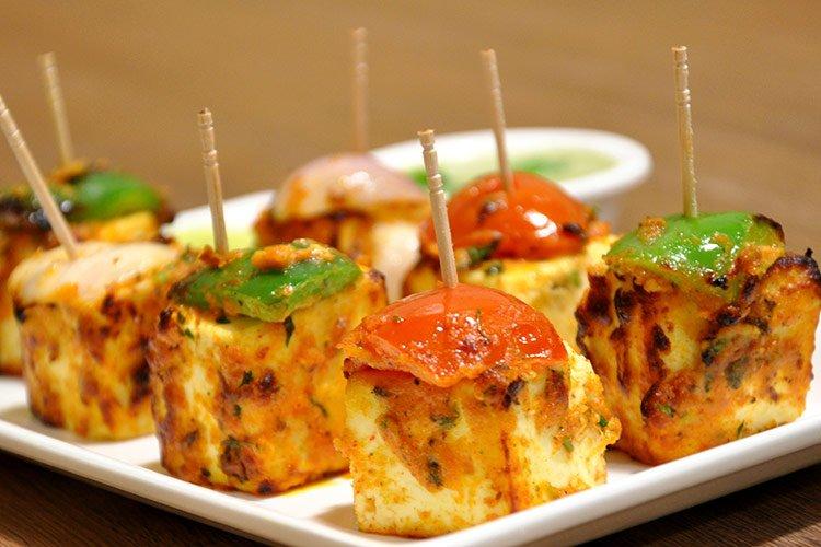 Paneer Ricetta Formaggio Cucina Indiana