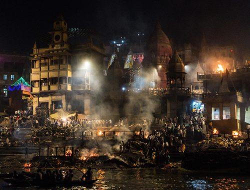 Cosa Vedere Varanasi Citta Sacra India