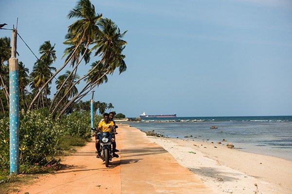 Migliori Spiagge Sri Lanka Dove Quando Mare