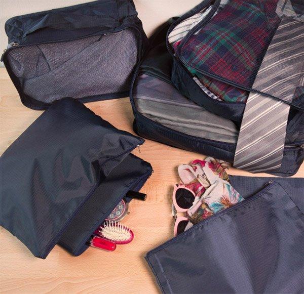Scegliere Migliori Organizer Viaggio Ordine Zaino