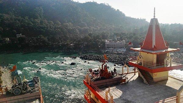Rafting Gange Rishikesh India