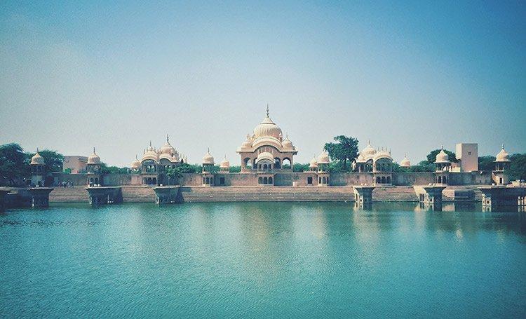 Cosa Vedere Mathura India Citta Sacra Krishna