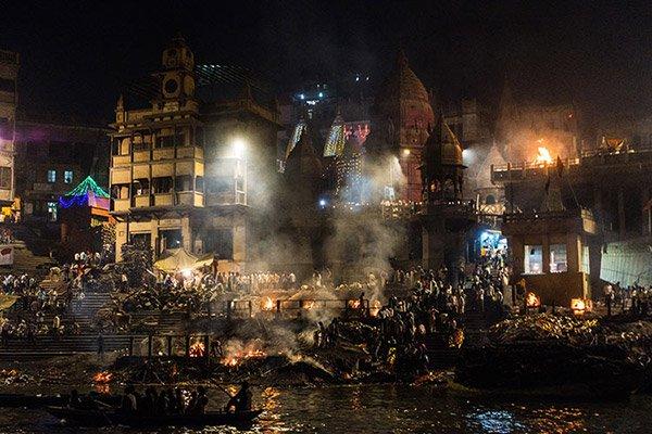 Guida Sette Citta Sacre India Sapta Puri