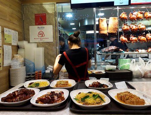 Singapore Ristorante Stellato Piu Economico Mondo