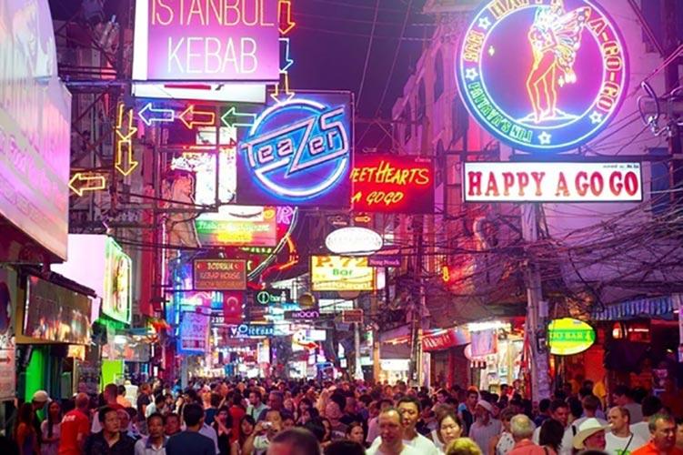 Go Go Bar Thailandia Come Funziona