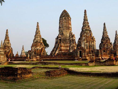 Guida Ayutthaya Thailandia Cosa Vedere Fare