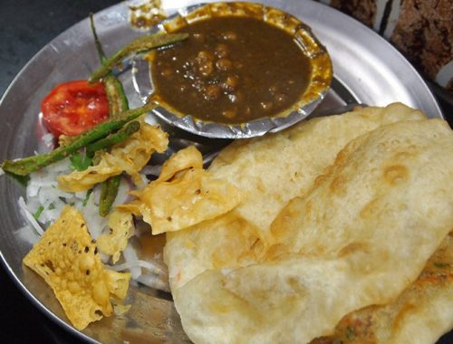 Migliore Street Food Indiano Delhi Chandni Chowk