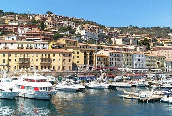 Scoperta Isola Del Giglio Perla Mediterraneo